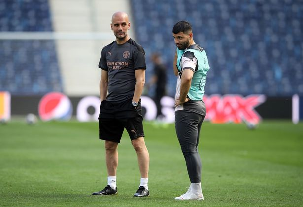 Sergio Aguero's brother claims Pep Guardiola never wanted the striker
