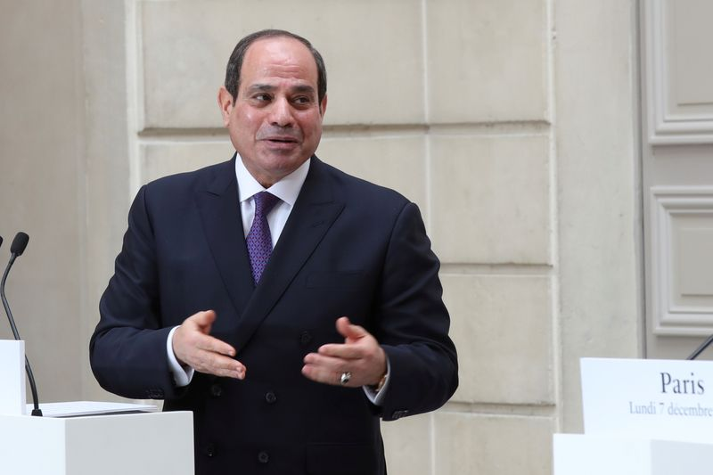 Analysis: Gaza truce shifts focus to Egypt's regional role