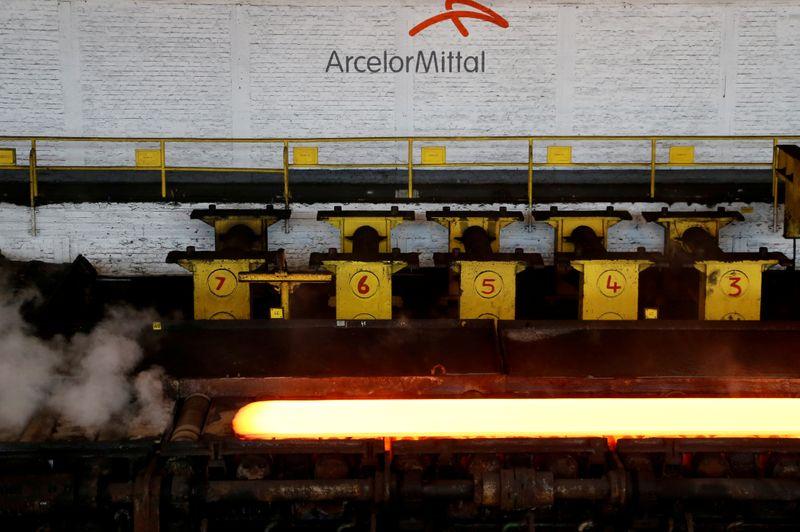ArcelorMittal beats estimates after