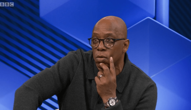 Ian Wright criticised 'lazy' Timo Werner after Chelsea beat Manchester City