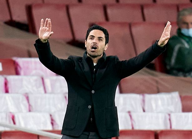 Mikel Arteta is running out of time to convince his bosses he is the man for the job at Arsenal
