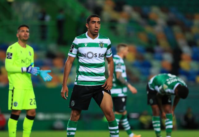 Sporting CP v CS Maritimo - Liga NOS - Portuguese League 2020/21