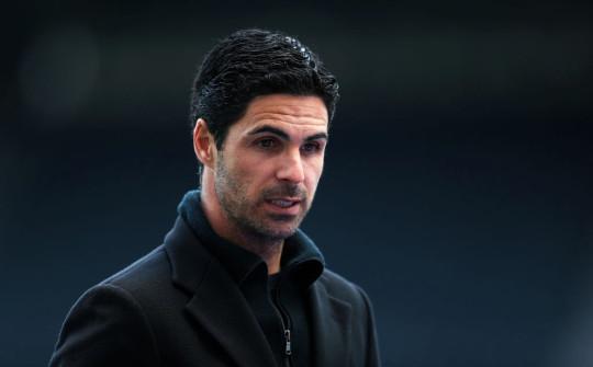 The pressure is on Gunners boss Mikel Arteta