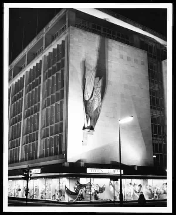 Winged Figure, April 1963.