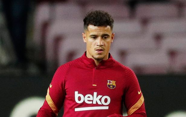 Philippe Coutinho hopes to end his torrid stay in Barcelona this summer