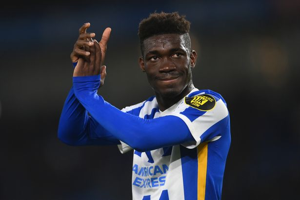 Bissouma has impressed this season