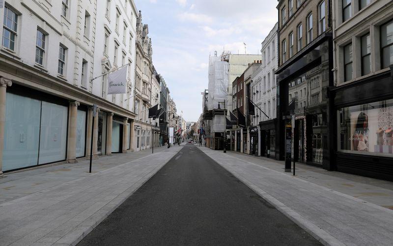 British retail faces