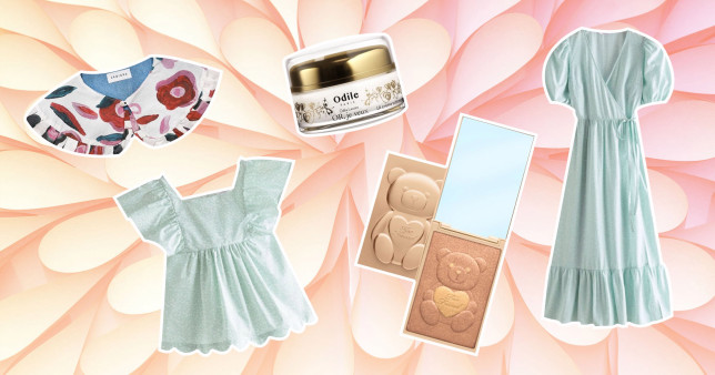 Sabinna, &Other Stories, Too Faced, Odile