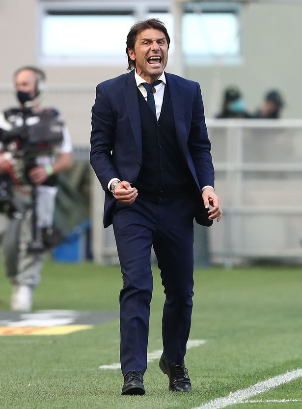 Antonio Conte has just won Serie A with Inter Milan