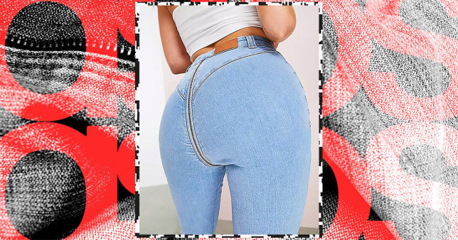 ASOS consumers confused by zip jeans