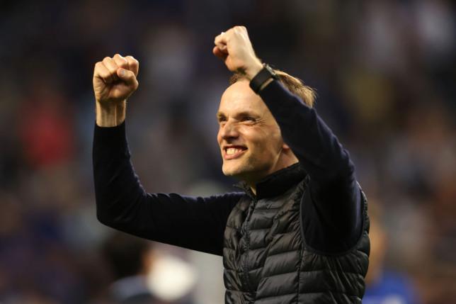 Tuchel led Chelsea to Champions League glory in Porto