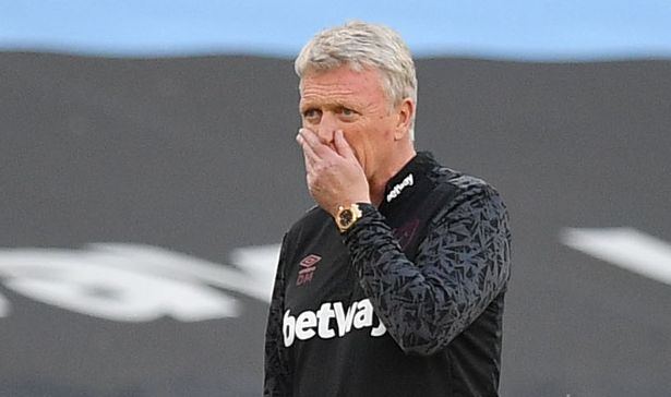 The Hammers boss is far from pleased with the Premier League