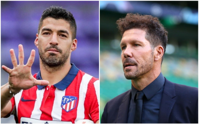 Diego Simeone says he was stunned by Barcelona's decision to sell Luis Suarez