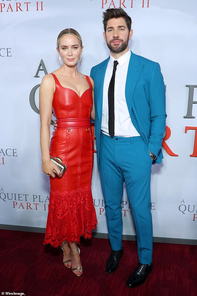 Pay up! Emily Blunt, 38, and John Krasinski, 41, are negotiating with Paramount for more compensation on A Quiet Place II after the studio shrank the exclusive theatrical window on the film, Bloomberg reported on Friday