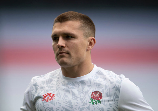 England rugby star Henry Slade has been capped 38 times by his country