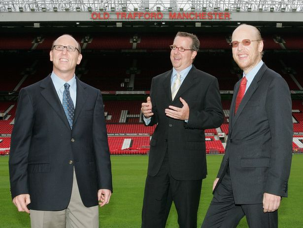 The Glazer family took over Man Utd back in 2005 after a dramatic chain of events