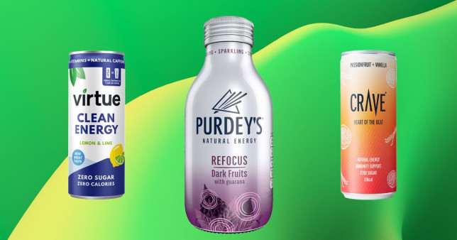 Paper: best natural energy drinks