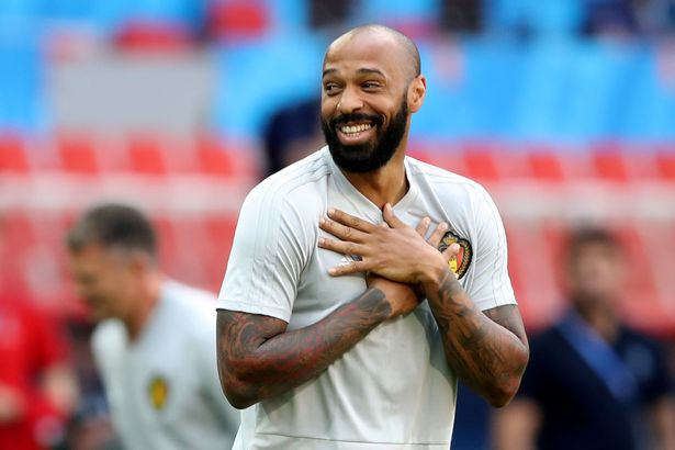 Thierry Henry is to return for a second spell with Belgium