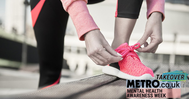 MHAW: How to get motivated to exercise when you're struggling with low mood getty images