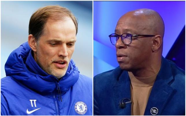 Ian Wright believes Kurt Zouma is Chelsea's 'weakness' under Thomas Tuchel