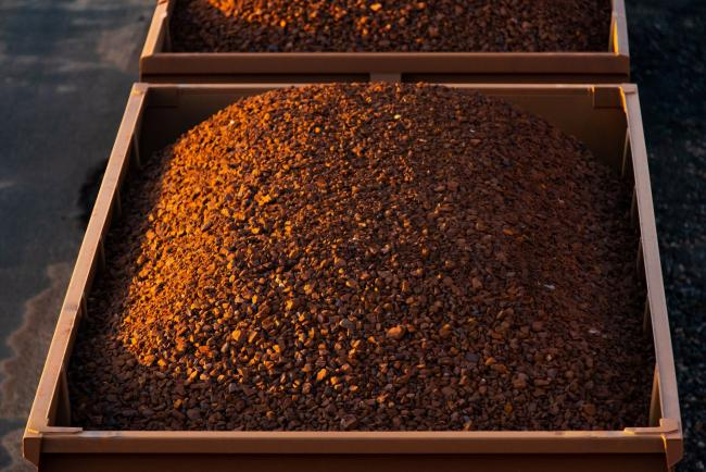 Iron Ore Turns 'Very, Very Hot' as Prices Jump 10% in Minutes
