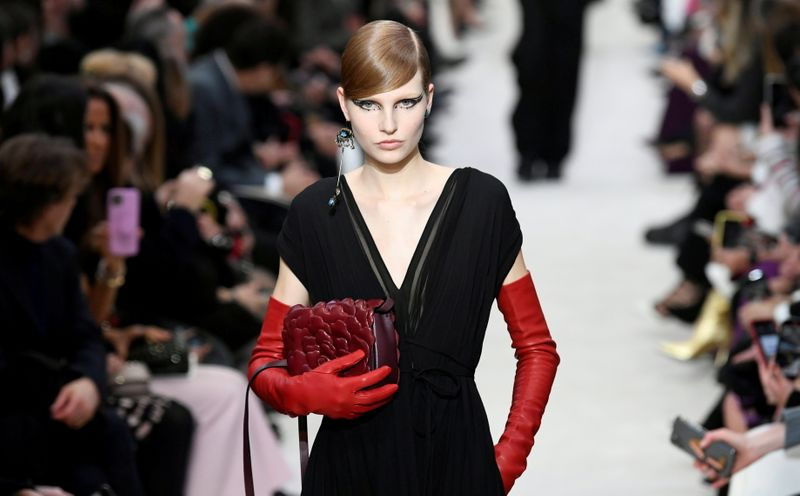 Italy's Valentino bans fur and focuses on its main brand