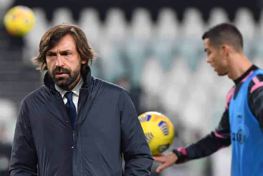 It was a season to forget for Andrea Pirlo.