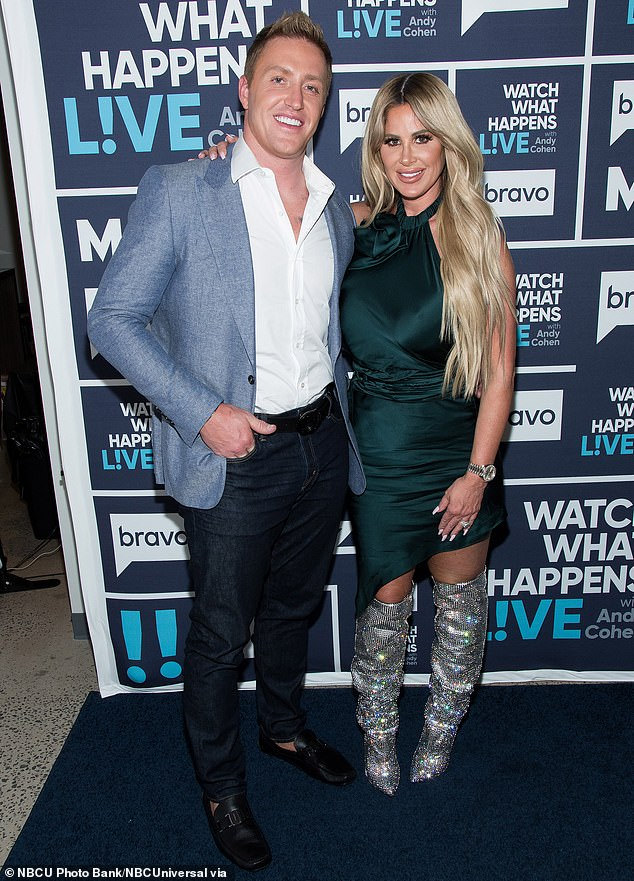 Canceled! Don't expect Kim Zolciak, 42, of Real Housewives Of Atlanta and her husband Kroy Biermann, 35, to pop up on your television screen anytime soon. Their long-running reality television series Don't Be Tardy has been canceled after eight seasons on the air