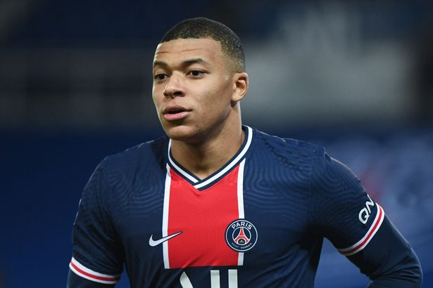 Mbappe produced phenomenal goalscoring numbers over the course of the season
