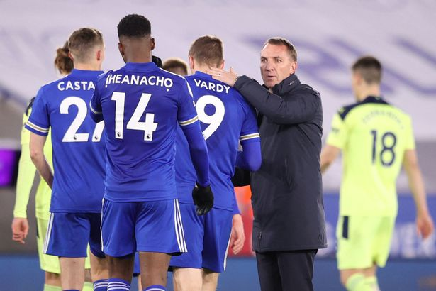 Leicester are doing things the right way and leading by example