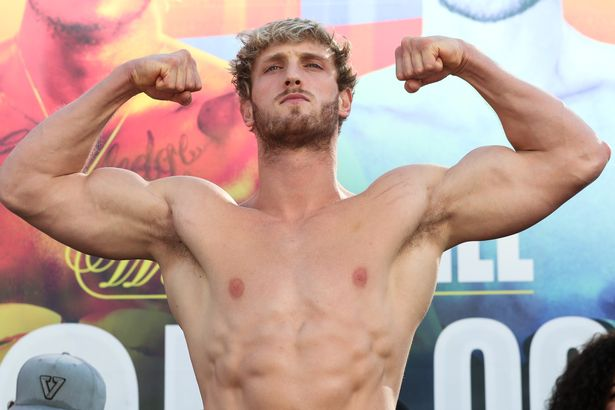 Logan Paul must weigh in at 190 lbs against Mayweather - or face a massive fine