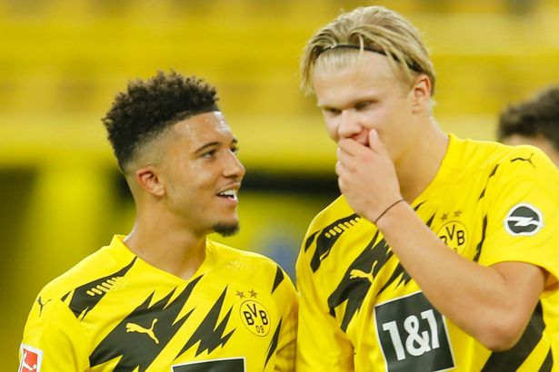 The German club are keen to retain Erling Haaland
