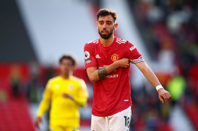 United were held to a 1-1 draw against relegated Fulham