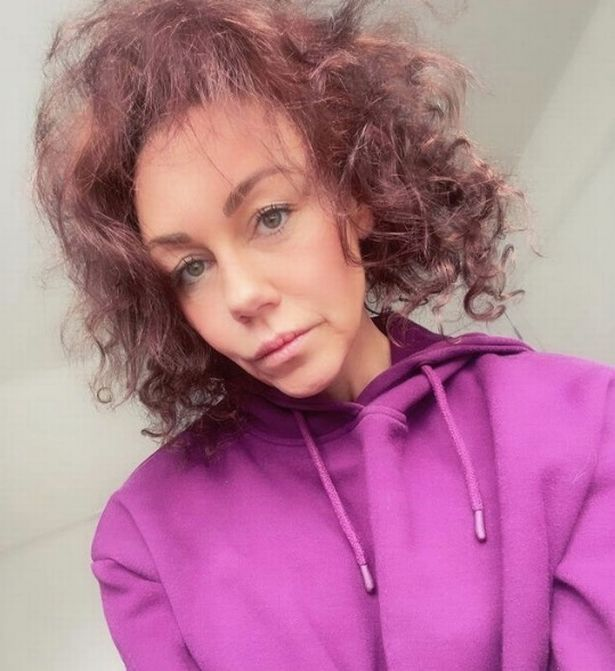Michelle Heaton says her weight plummeted during her addiction battle