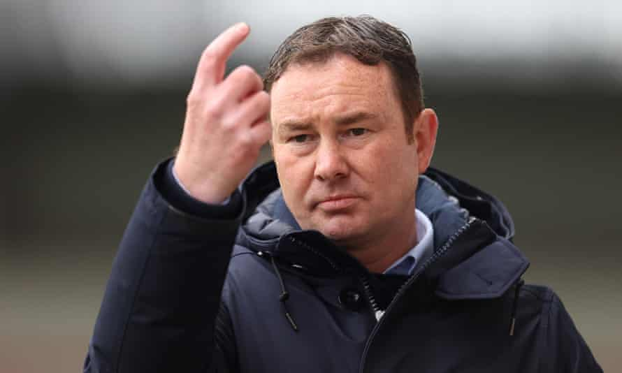 Derek Adams says: 'Sometimes it is not all about how much money you can get out of a club, it is about how much a club looks after you.'