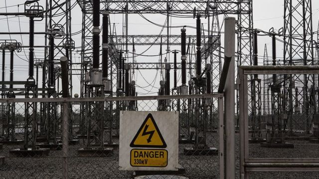 Electricity transmitters