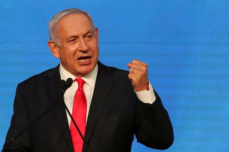 Netanyahu in last-minute bid to scupper possible deal to unseat him