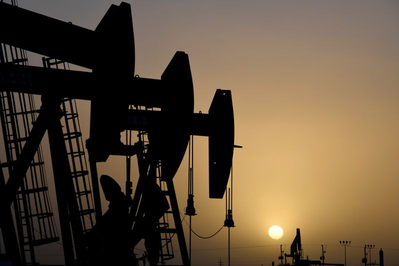 Oil prices set for weekly gain despite India virus surge