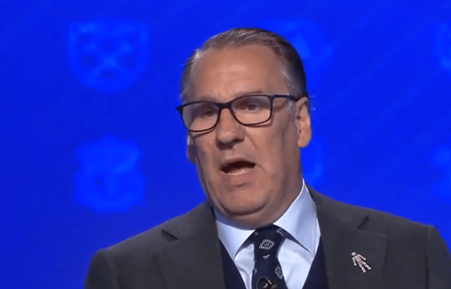 Paul Merson described Arsenal's performance against Villarreal as 'the worst he'd ever seen'