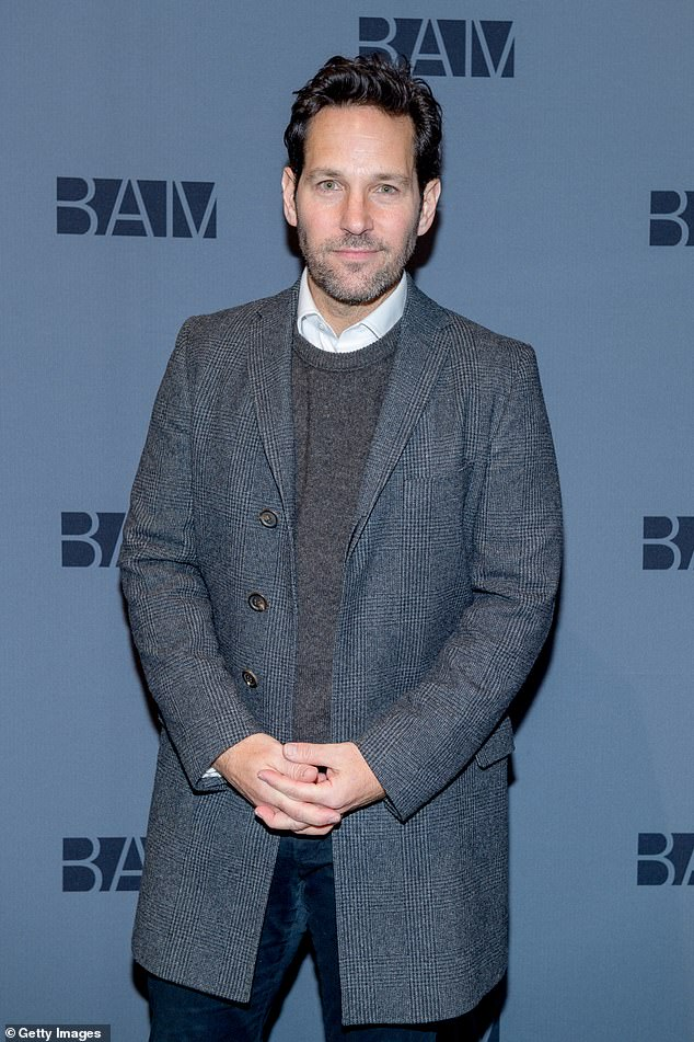 Missed: British producer and director Ben Winston shed some light on a few of the most surprising absences from the long-awaited Friends reunion, which did not includePaul Rudd or Cole Sprouse; seen in 2020
