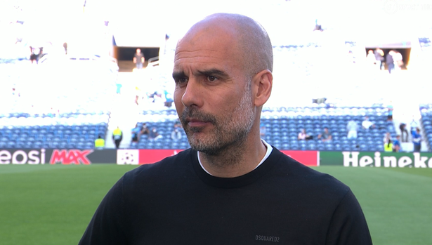 Guardiola explained the decision to start Sterling against Chelsea