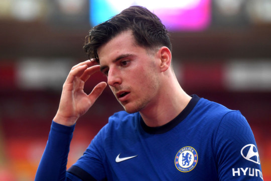 Mount has been one of Chelsea's best players this season