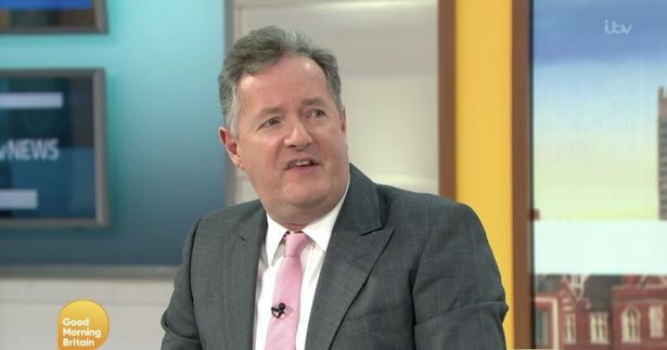 Piers sensationally quit GMB in March