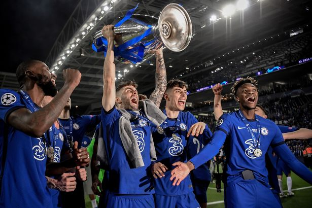 Pulisic has become the first American to win the Champions League