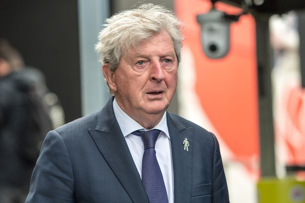 Roy Hodgson is being eyed up by his former club West Brom