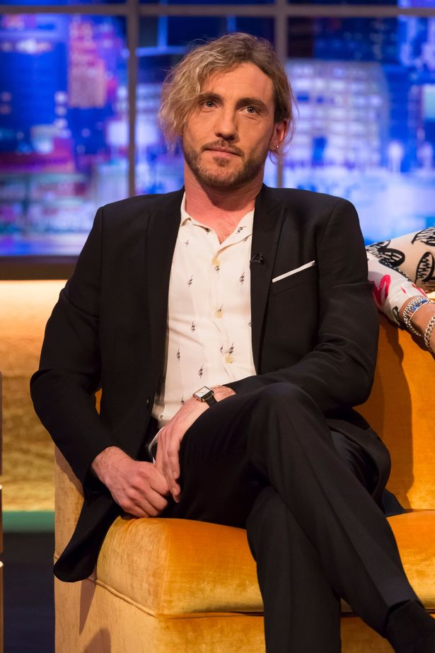 Seann Walsh has said that his life has been 'ruined' by his kiss with Katya Jones