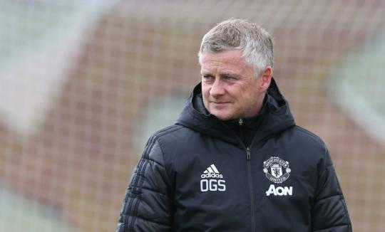 Solskjaer took over from Jose Mourinho in December 2018