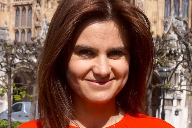Jo Cox, who was murdered in 2016