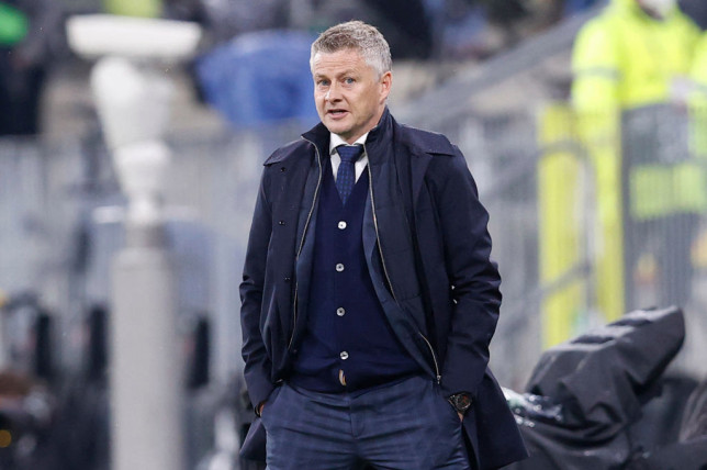 Solskjaer's side suffered defeat in the Europa League final