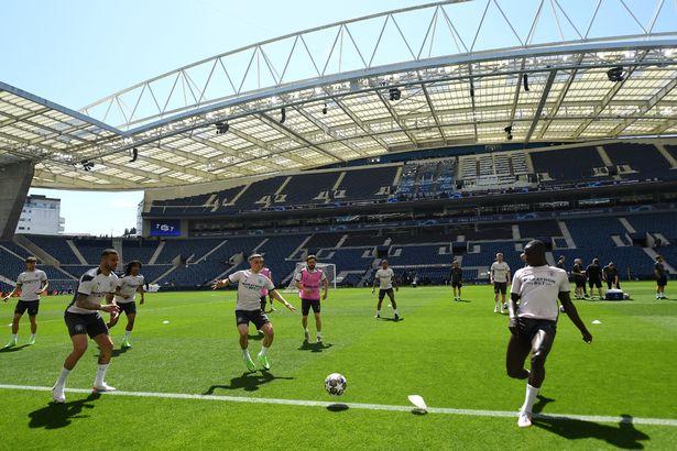 The Estadio do Dragao will host the final